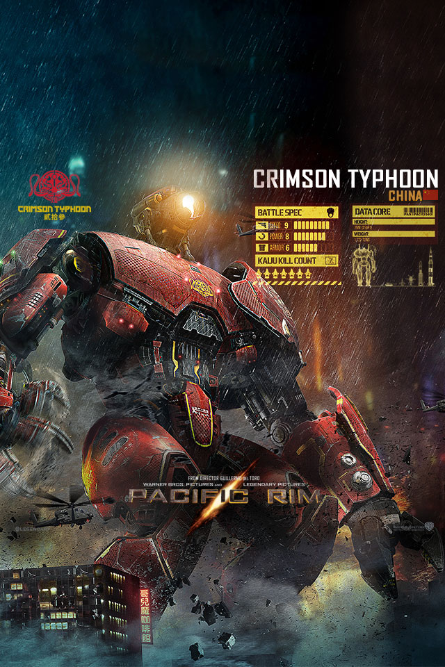 Pacific Rim | Wallpapers | Own It October 15 Pacific Rim 2013
